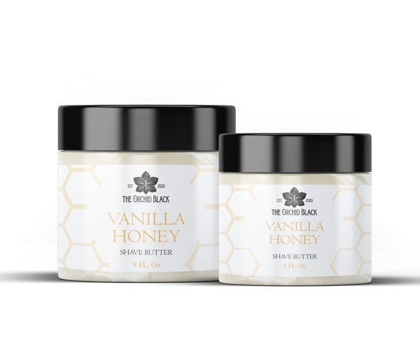 Vanilla Honey All Natural Shave Butter