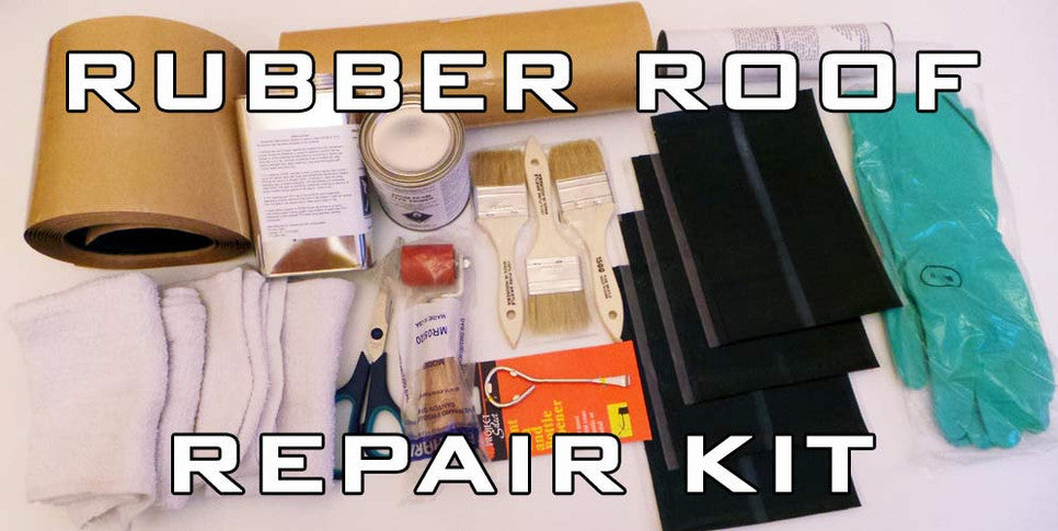 EPDM Rubber Roof Repair Kit
