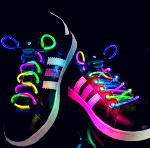 Flashing Shoelaces