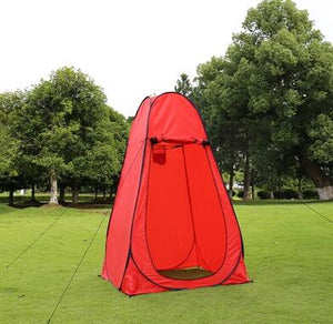 Bathing and Changing Tent