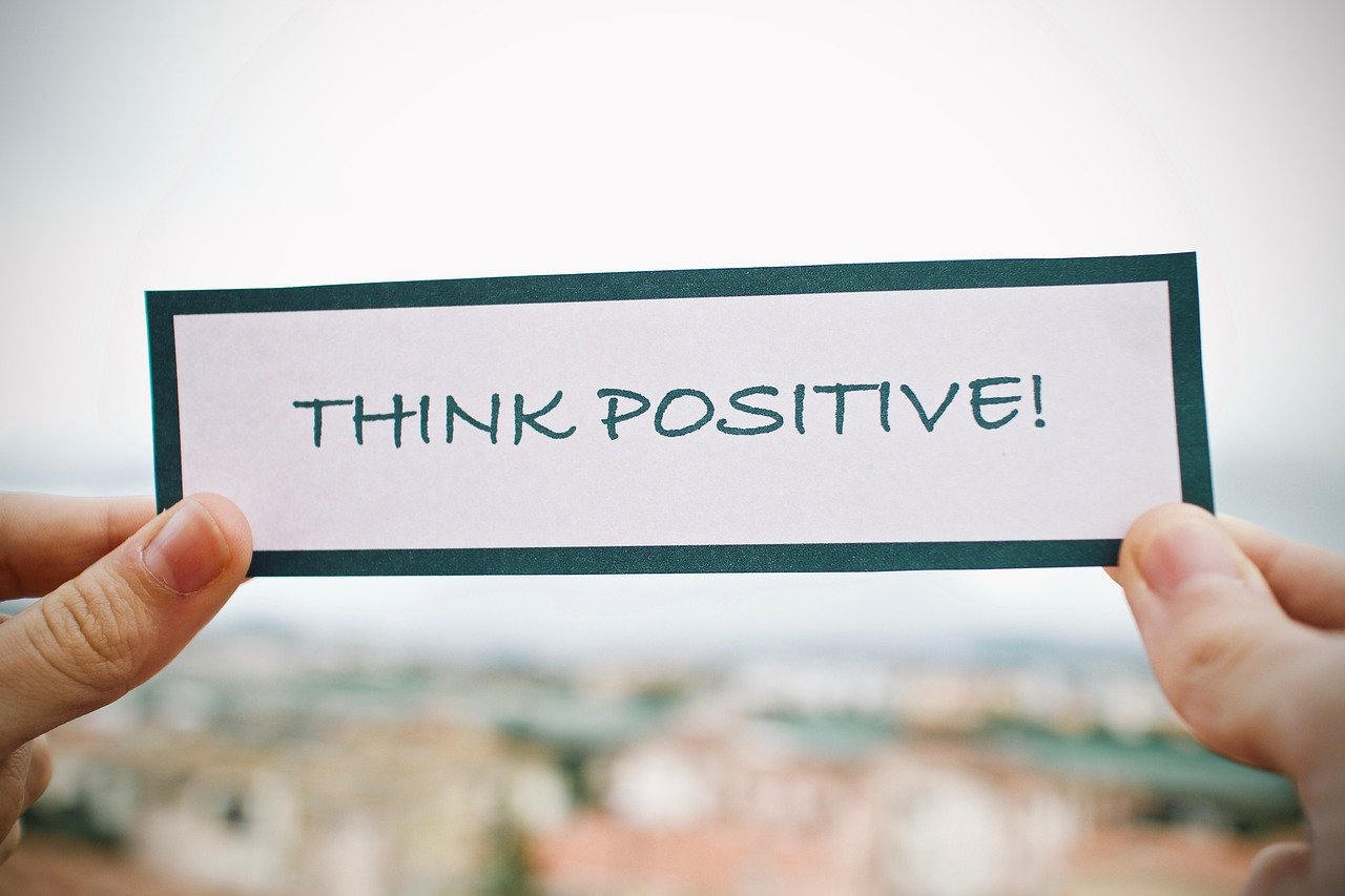3 Tips for Staying Positive