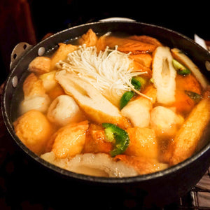 Fish Cake 'Oden' Soup 어묵탕