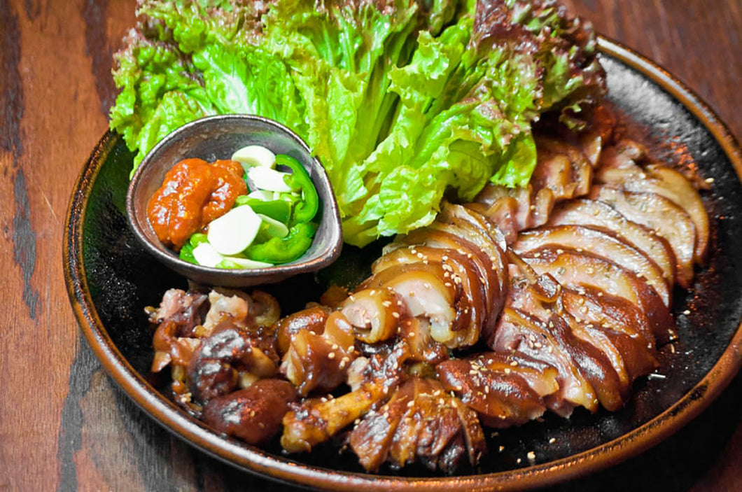Marinated Pork Feet 족발