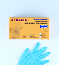 Load image into Gallery viewer, Afrasia Nitrile Gloves M (100 pcs) - CanMedic Tech