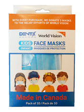 Load image into Gallery viewer, Surgical Mask for Kids - CanMedic Tech