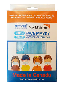 Surgical Mask for Kids - CanMedic Tech