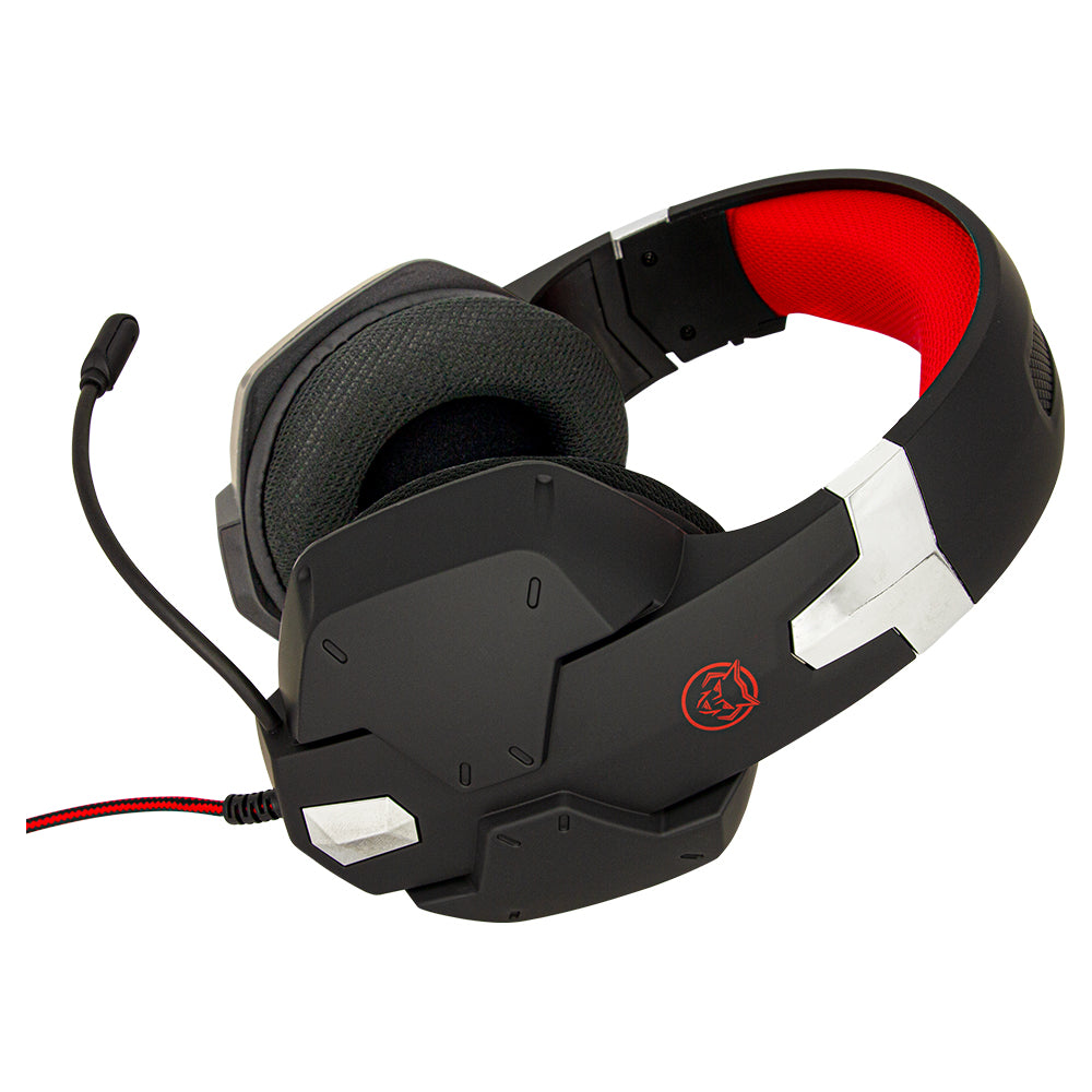 Tupelo gaming headset - rood