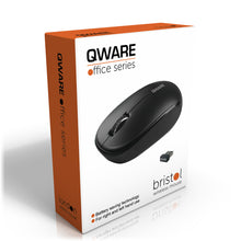 Load image into Gallery viewer, Bristol wireless mouse - zwart