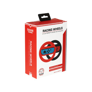 Racing wheels - rood en zwart