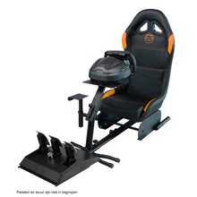 Load image into Gallery viewer, Qware Race Seat - oranje