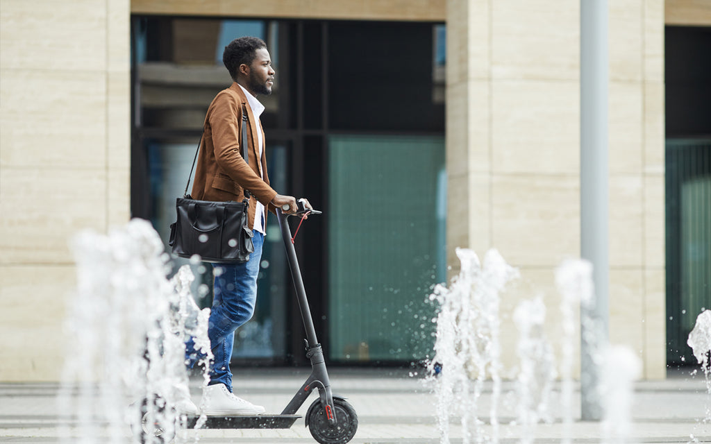 Are electric scooters waterproof?