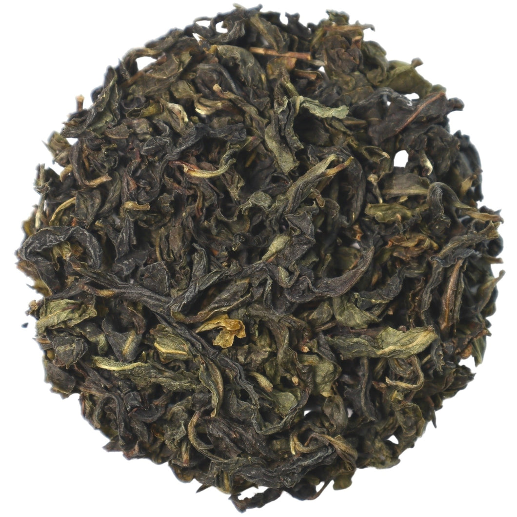Thé Oolong, Formosa Winter Oolong offert par la boutique de thé Thé Folium.