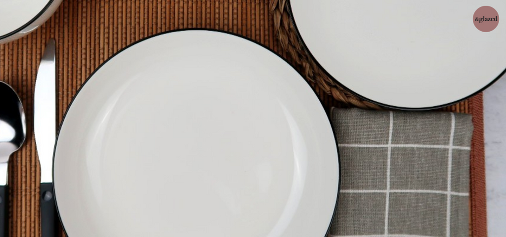Lined  - Dinnerware