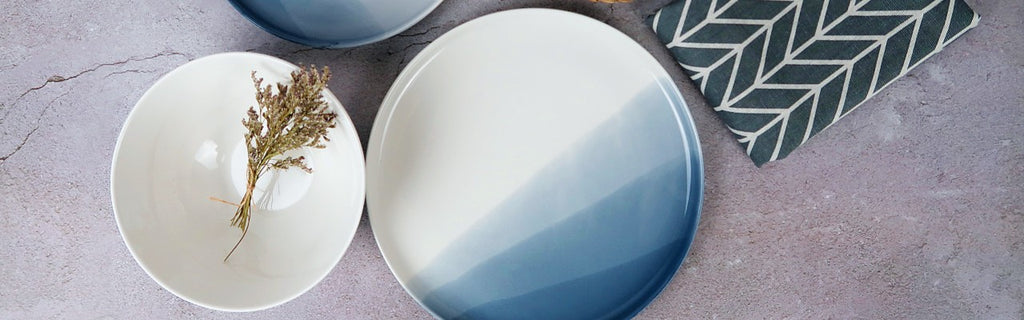 Seaside Blue  - Dinnerware