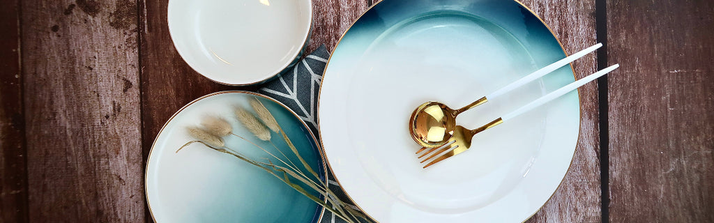 Resort Teal  - Dinnerware