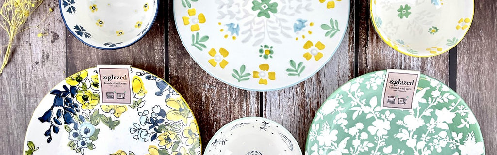 Baltic Florals  - Dinnerware