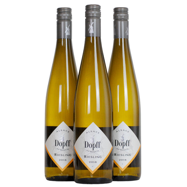 Add on: Dopff Au Moulin, 2018, Riesling, Alsace, FR