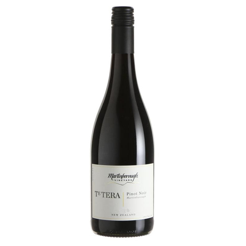 "Add on: Martinborough Vineyard ""Te Tera"", 2018, Pinot Noir, Martinborough"