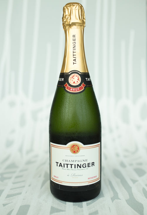 Add on: Champagne Taittinger