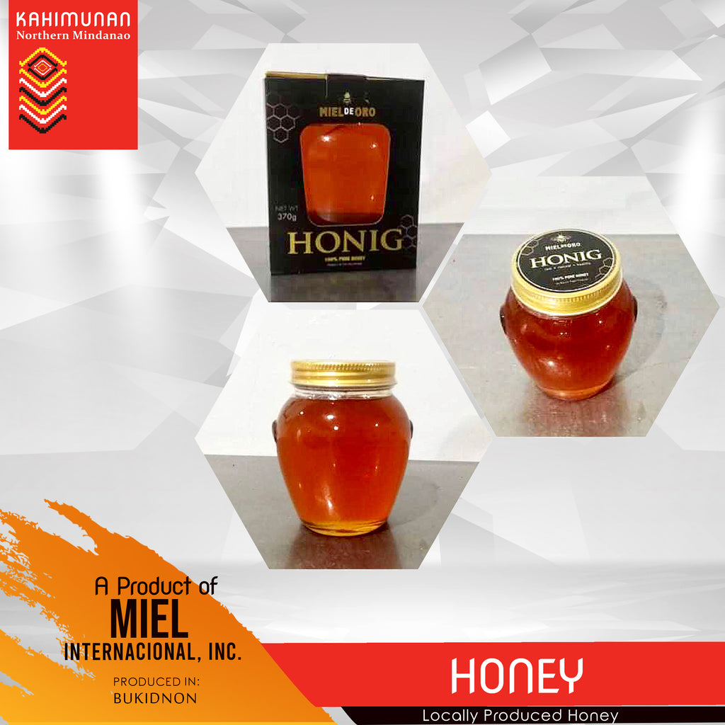 Miel De Oro Honey