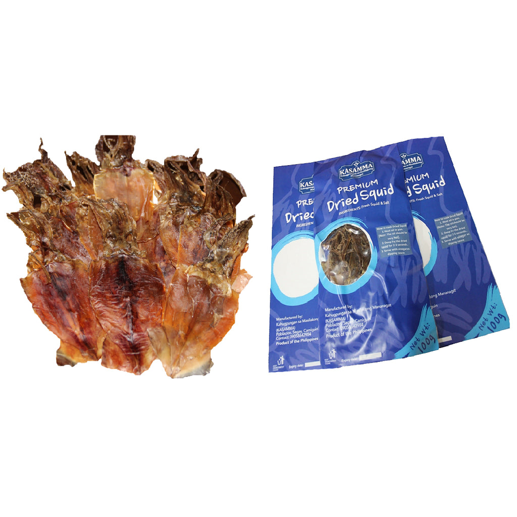 KASAMMA Premium Dried Squid