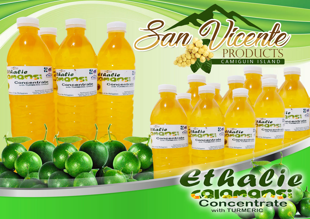 Ethalie Calamansi Concentrate