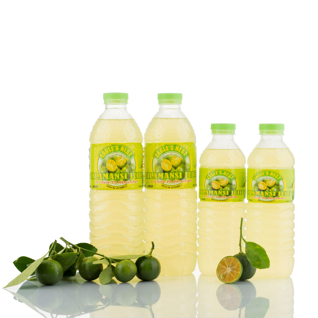 Eagle's Nest Calamansi Concentrate or Ready-To-Drink (RTD)