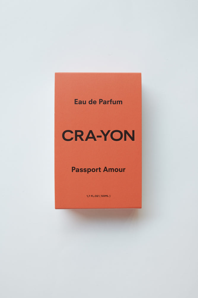 Passport Amour, 50ml Eau de Parfum