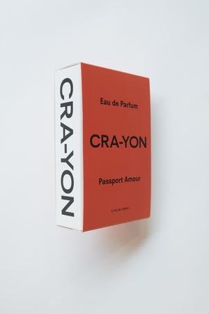 Load image into Gallery viewer, CRA-YON Passport Amour 50ml Eau de Parfum