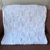 Virtual Chunky Blanket Workshop (Basket Weave Design) - January 10