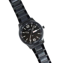 Load image into Gallery viewer, Times Watch for Men-Black Chain-Black Dial-01INBCH01