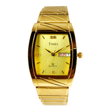 Load image into Gallery viewer, gold watch for men
