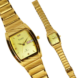 gold watch for men price