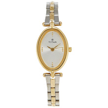 Load image into Gallery viewer, Titan Karishma Analog Silver Dial Women's Watch -NM2418BM01
