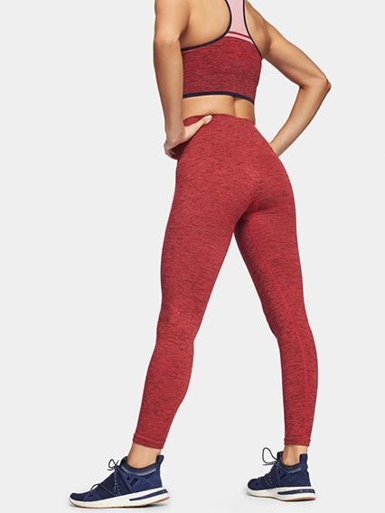 Blackout Legging - Coral Marl