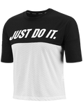 Nike Short Sleeve Just Do It Running T-Shirt