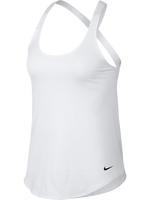 Nike Woman Dri-Fit Tank in White