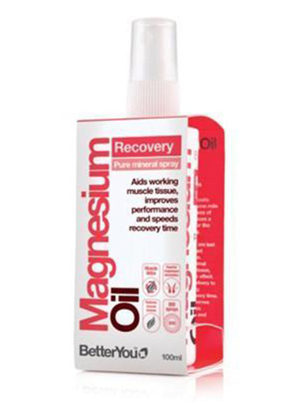 Magnesium Oil Recovery Spray