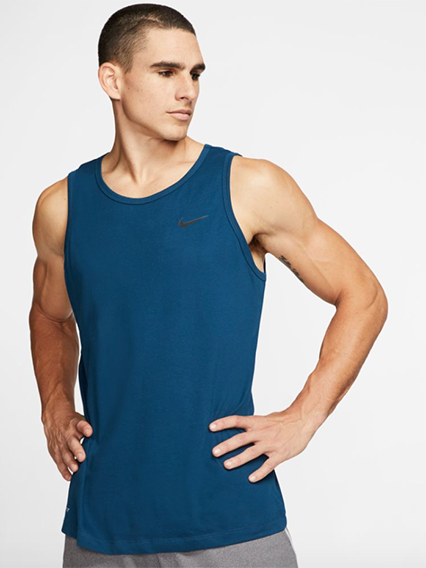 Nike Man Dry Tank DFC Solid