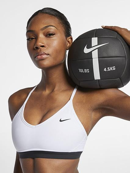 Nike Indy Sports Bra in White