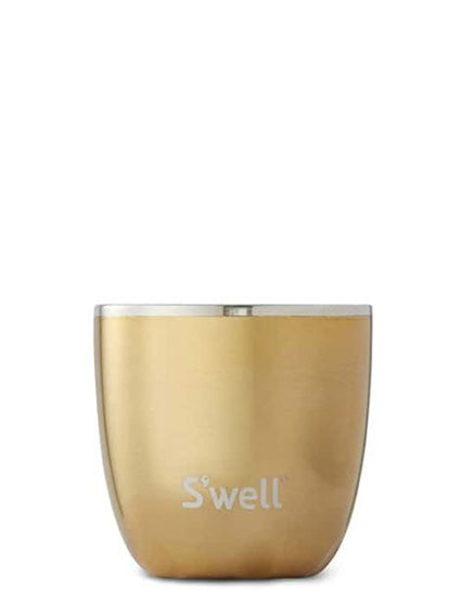 Gold Tumbler Bottle 10oz
