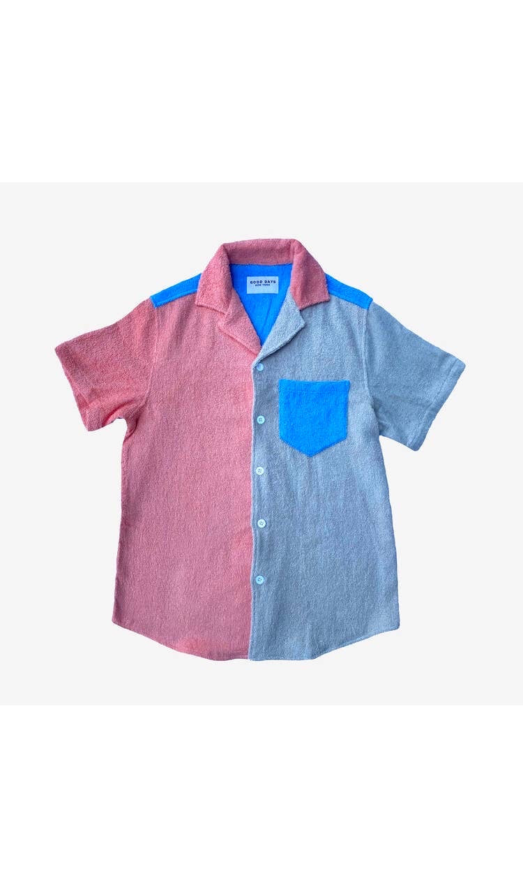 Classic Era Terry Cloth Resort Shirt ss21