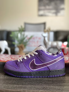 "Nike x Concepts ""Purple Lobster"""