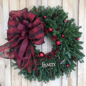 Wreaths & Planters