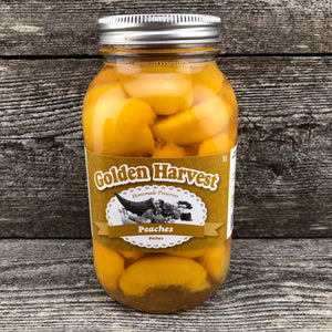 Golden Harvest Mennonite canned fruit