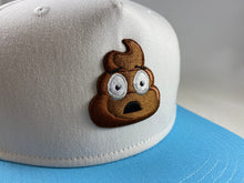 Load image into Gallery viewer, Snapback Crap Cap | Poo Emoji Trucker Hat
