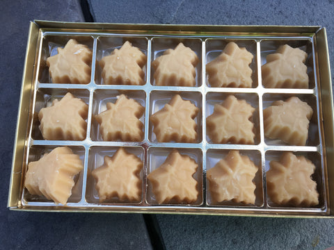 Maple Candy  NOT CERTIFIED ORGANIC available with 3 days advance notice