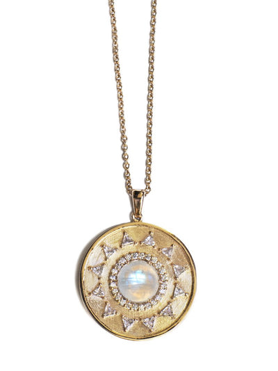 ANZIE Aztec Mayan Necklace - Jackson Hole Jewelry Company