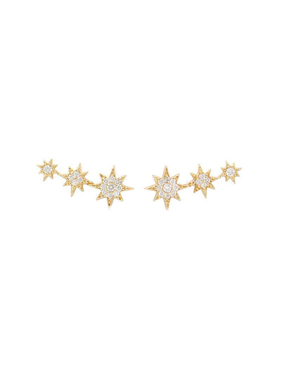 ANZIE Aztec North Star Trio Studs - Jackson Hole Jewelry Company