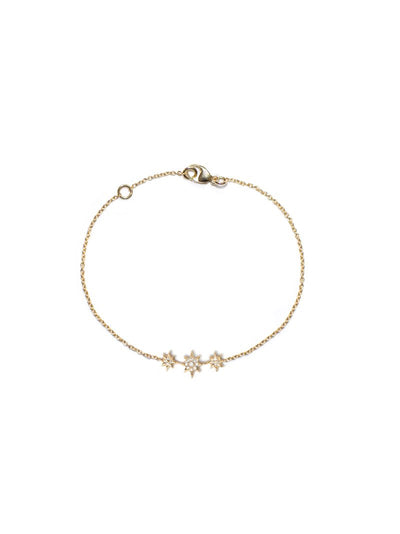 ANZIE Aztec North Star Mini Bar Bracelet - Jackson Hole Jewelry Company